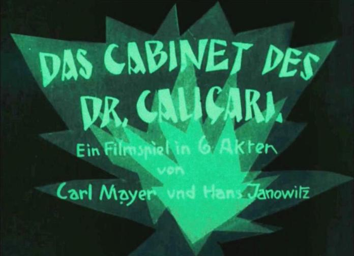 CaligariTitle Card